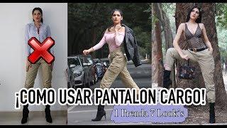 Errores Al Combinar Pantalon Cargo Andreaalvarezmp Youtube