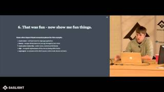 CinciJS Don't Write it Twice™ - Sharing code between React and React Native with Chris Ridenou