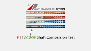 GD TourAD Golf Shaft Review - Golf Club Fitting