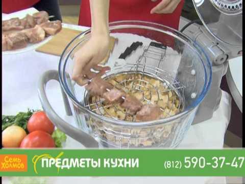 рецепты копченого сала в аэрогриле хоттер