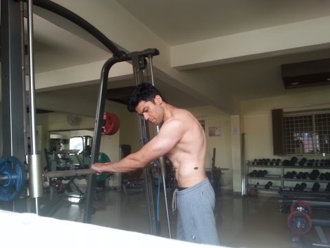 AX2 DAY 21 - CHEST N TRICEPS IN JUST 30 MINUTES