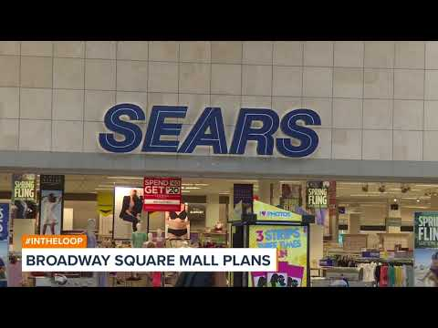 Broadway Square Mall Planning Rework of Space