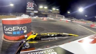 GoPro: Tanner Foust's Gold Medal Run – Gymkhana GRID – Summer X Games Los Angeles 2013