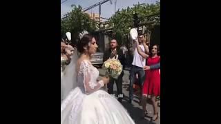 Таши Туши / Танцы у дома  Невесты / Невесту забирают из дома / Армянская свадьба 2018