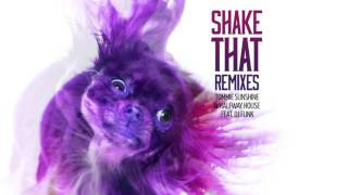 Tommie Sunshine & Halfway House feat. DJ Funk - Shake That (ATICA Remix) [Cover Art]