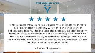 Vantage West Realty Reviews - Sellers Prt. 2