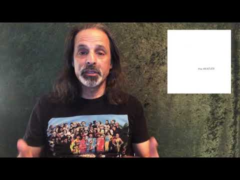 The Beatles: While My Guitar Gently Weeps (2018 Remix) Advance Track Reaction The White Album