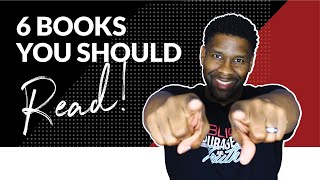 My Top 6 Books Christian Should Read in 2019!