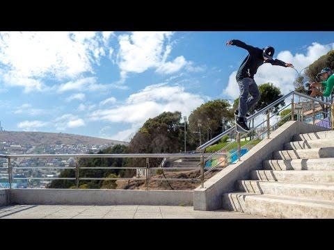 Santiago Chile Jesus Munoz Skates