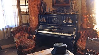 Abandoned Villa of the French engineer Jean-pierre with a strange story