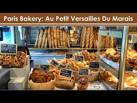 Paris Bakery: Au Petit Versailles Du Marais