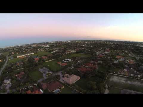 DJI F-650 Hexacopter BRV 9 Mile flight length at 70 meters High. 15 minutes total