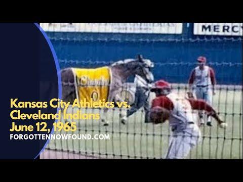 Found Footage: June 12, 1965 Cleveland Indians Vs Kansas City A