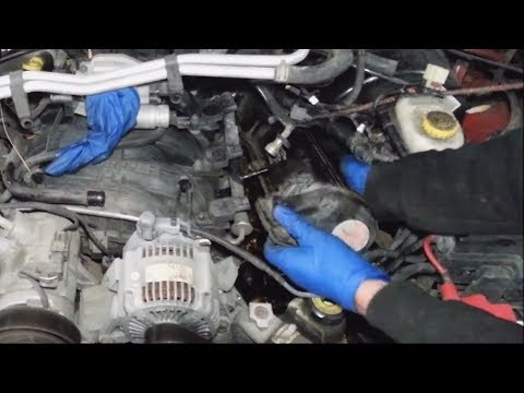 2004-2005 Dodge Dakota 3.7L valve cover gasket replacement