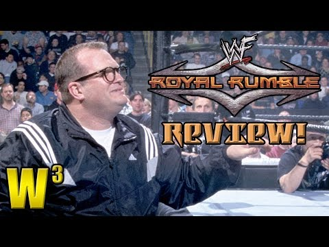 WWF Royal Rumble 2001 Review | Wrestling With Wregret
