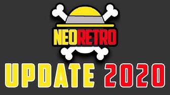 NeoRetro 2020 Kanal Update