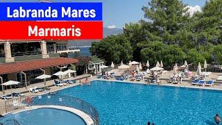 Labranda Mares Marmaris Турция 2020 Обзор отеля