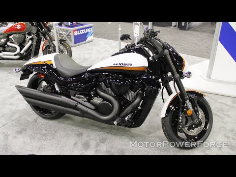 2020 Suzuki Boulevard M109R B.O.S.S. Cruiser Motorcycle