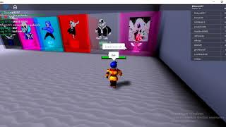 [Roblox] [Undertale AU Monster Survive Fight] New update [Showcase]