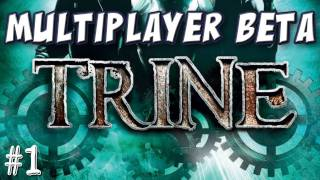 Yogscast - Trine 2 Multiplayer - Part 1