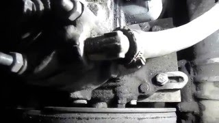 зиловский компрессор ставим на двигатель д-240