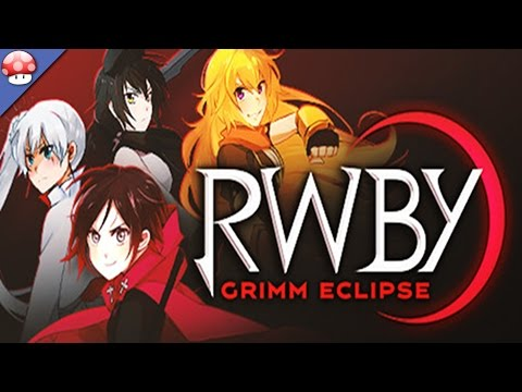 RWBY Grimm Eclipse gameplay PC HD