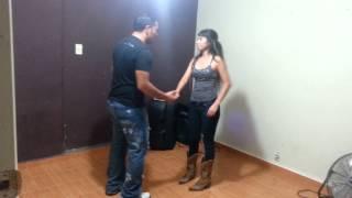 aprende a bailar los pasos basicos de la cumbia en pareja 6 intermedio