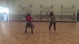 Work - Rihanna Zumba Choreo by Ama Edzie