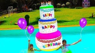 Sami Happy Birthday Cake Toys