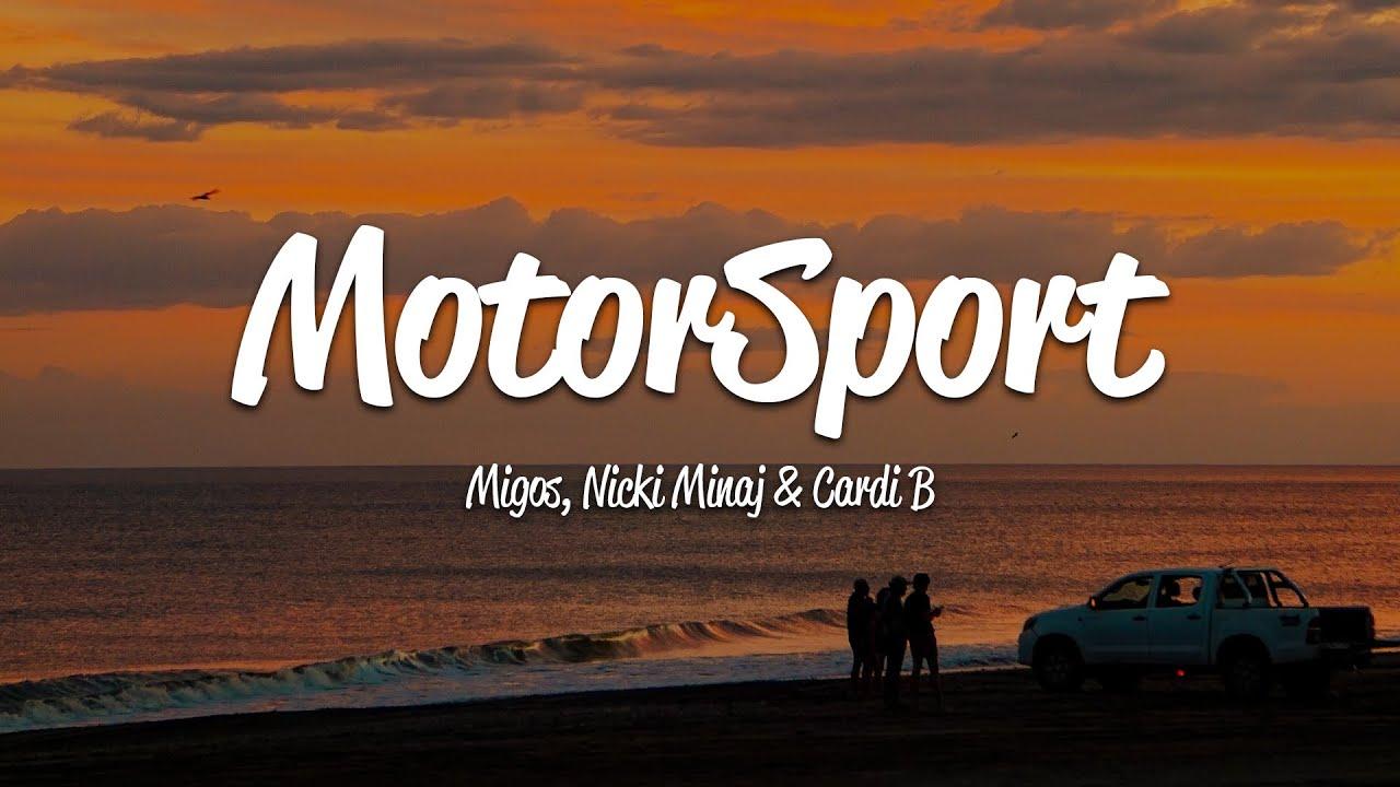 Download Migos - MotorSport (Lyrics) ft. Cardi B, Nicki Minaj