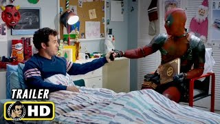 """ONCE UPON A DEADPOOL (2018) """"Nickelback"""" Trailer"""