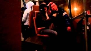 В Мурманском троллейбусе