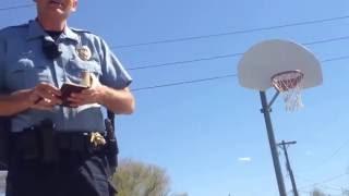 Animal officer harassing Service Dog handler (read description)