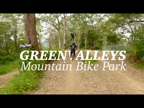 Part 2: Gravity Day at Greenvalleys Mountain Bike Park | February 27, 2021