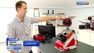 Разработка российского мобильного лазерного сканера