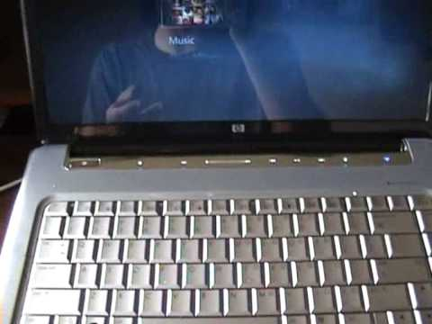 HP Pavilion Dv5 review part 1/2 - YouTube