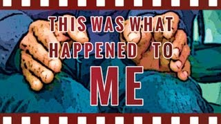 This was what happened to me | هذا ما حصل لي
