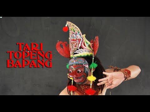 SENI TARI TOPENG BAPANG MALANG