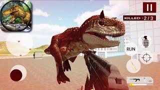 DINO HUNTER : DEADLY DINOSAUR HUNTING 2019 - Walkthrough Gameplay - TRAILER (Android Games)