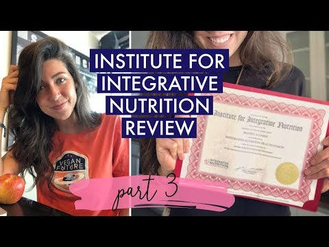 IIN Review: The Life Of A Health Coach After Graduation  (Institute for Integrative Nutrition)