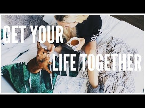 Sunday Routine | How To Get Your Life Together