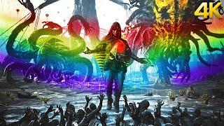Gambar cover Ludens | Death Stranding [4K] Higgs | Lyrics Subtitles