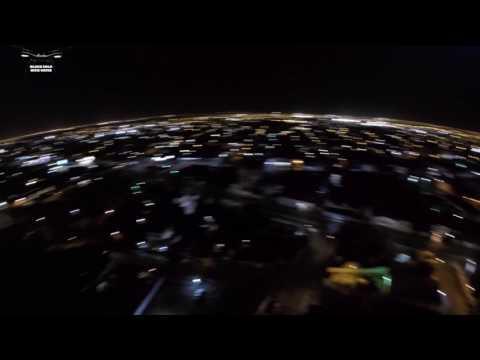 Matamoros Tamps - Vuelo de nocturno