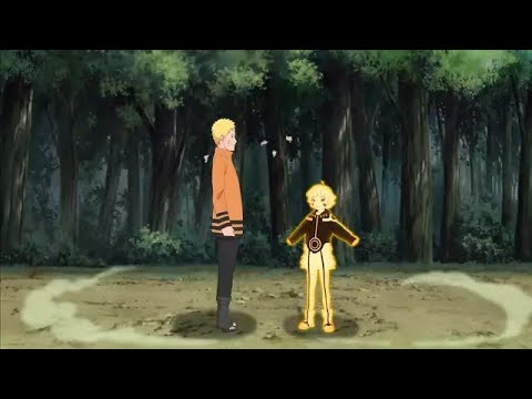 Himawari se torna Jinchuuriki da Kurama a pedido de Naruto - Boruto