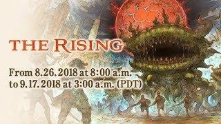 FFXIV | The Rising 2018 | SEASONAL EVENT