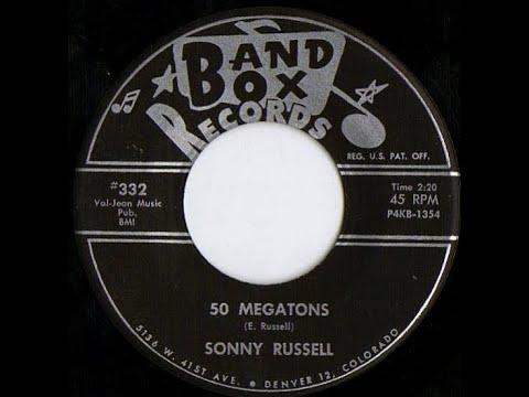 Sonny Russell - 50 Megatons - Bandbox 332 - Rockabilly