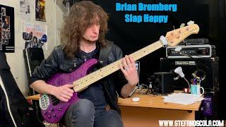 Grooving over Brian Bromberg Slap Happy