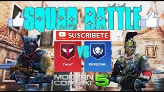squad battle   丫eατѕ vs 七ħσ 刀λиgσя γθτδ   mc5