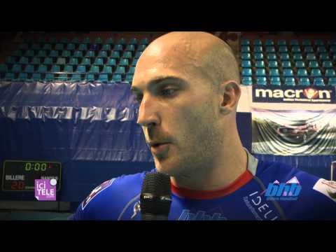 BHB-Nantes Pro D1 de Handball au Palais des Sports de Pau