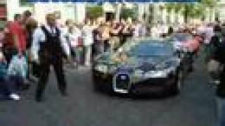 gumball 2007 registration bugatti veyron ferrari enzo